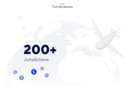 Nexo Year in Review - Truly Borderless eevee cycles blender design motion 3d animation cryptocurrency crypto nexo borderless airplane