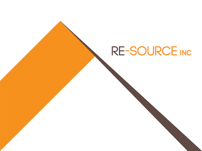 Re-Source Inc pyramid home roof identity realestate