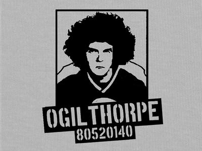 The Ogies - Hockey Team Logo teamlogo teamjersey hockeyteam hockeylogo sportslogo sportsjersey sports slapshot hockey