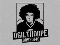 The Ogies - Hockey Team Logo