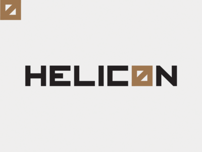 Helicon - Identity - Bold version