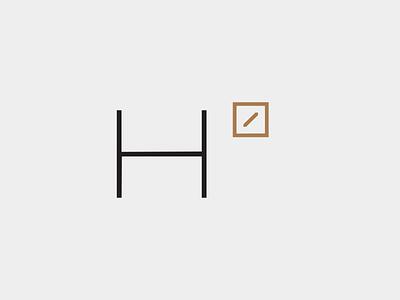 Helicon Light Hzero light schematic logotype architect identity