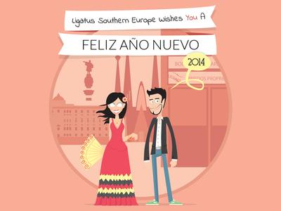 Greeting Card Responsive Website Es
