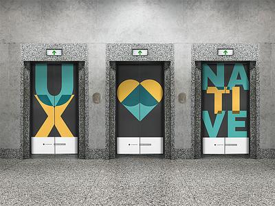 Elevator Door Design native love ux marketing office doors elevator