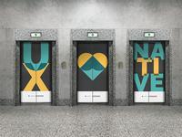Elevator Door Design