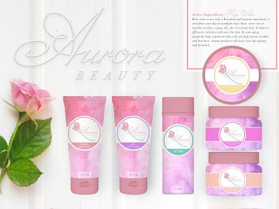 Aurora Brand & Packaging concept
