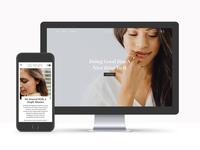 Go Rings Website