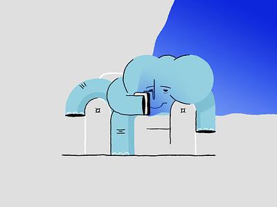 Quarantine scrolling designer design animation design illustration animation after effects animations animation
