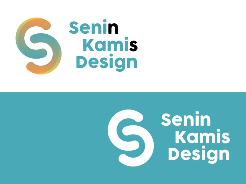 Logo Semin Kamis Design gitsngulik seninkamisdesign typography branding vector design logo