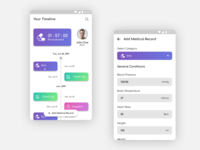 Personal Health Care App