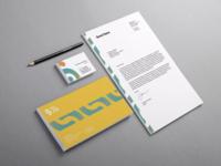 Company Branding Stationary