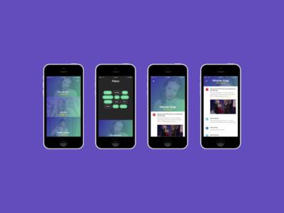 Hackathon iOS App