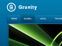 Gravity WP Magazine Theme