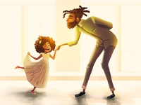 Dance with princess