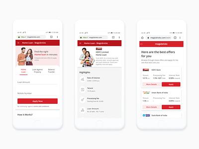 Home Loan Wap Designs google apply loan form bank red app wap home loan