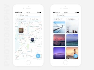 Photography App