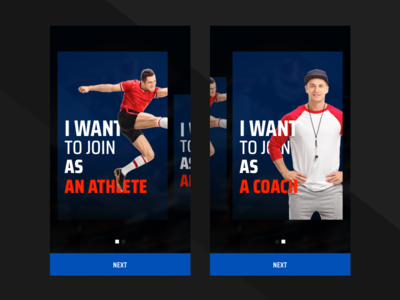 Onboarding Athelete