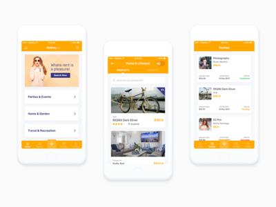 Beehive Rental App