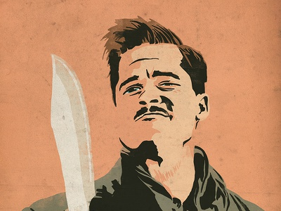 Lessons in Humanity quentin tarrantino inglorious basterds lt. aldo raine