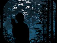 Stranger Things Forest