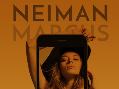 Neiman Marcus - UX/UI iOS App