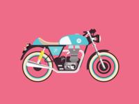 Motovida Bike Poster