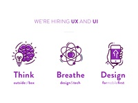 Hiring UX and UI Designers - Join the OLX Brazil Design Team
