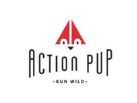 Final Action Pup Logo