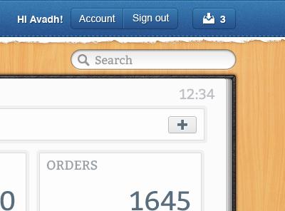 Dashboard option stats dashboard admin