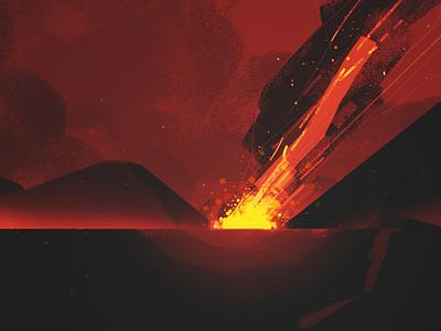 Fire design illustration