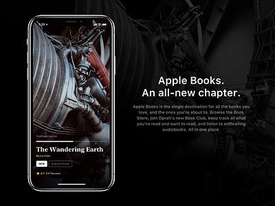 Apple Books ios iphone x