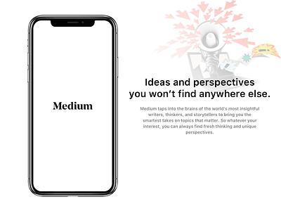medium ui iphone x medium
