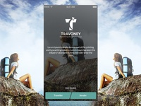 Travoney (Earn money with travel , Market place app)