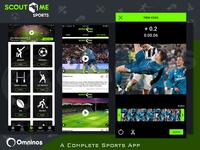 Scout Me Sports App