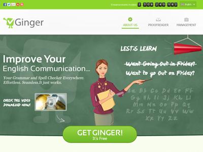 Ginger - Great English, Naturally