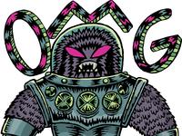 Omg Monster