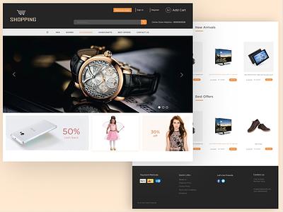 ecommerce site web ux ui shopping ecommerce tags