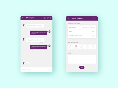 chat ui ui sketch mobile-chat material-design iphone-app ios-ui chat-app chat