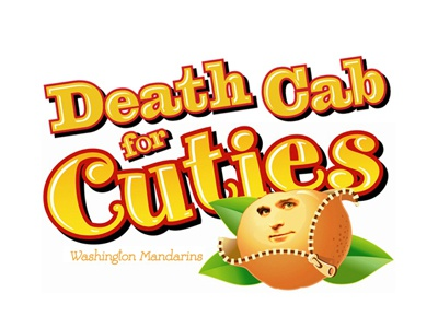 Death Cab for Cutie parody
