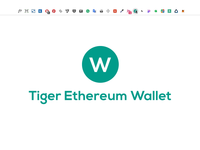 Tiger Ethereum Wallet | Chrome Extension
