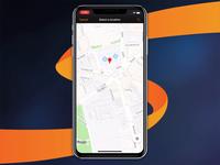 Shifte App | Add Site