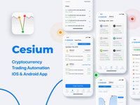 Cesium – Cryptocurrency Trading Automation App