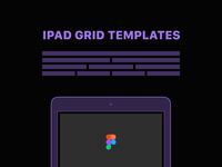 iPad Grid Templates