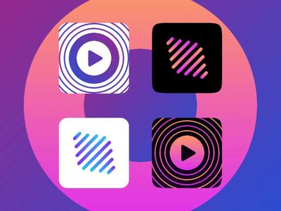 Music App   App Logo Showcase logo music music app ios animation minimalism showcase logotype logo design app logo