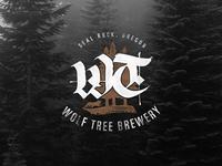 Wolf Tree Brewery logo