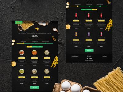 Felice Pasta Website