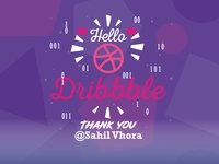 When a programmer join Dribbble :D
