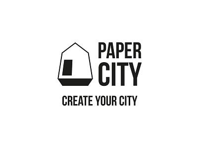 Paper City Brand ID brand identity graphicdesign logo branding colors palette design