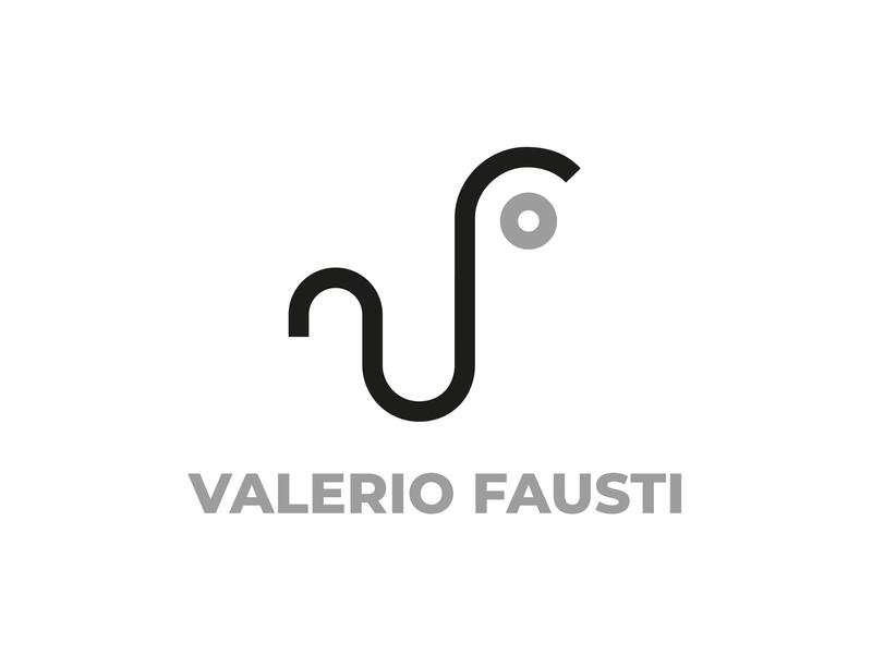 Valerio Fausti - Brand ID adobe graphicdesign typography icon vector logo branding design