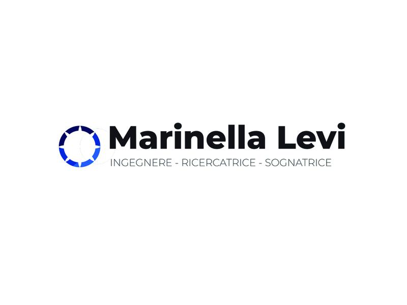Marinella Levi Brand ID art direction adobe typography graphicdesign icon vector logo branding colors palette design